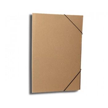 carpeta-de-3-solapas-con-elastico-marron-n6