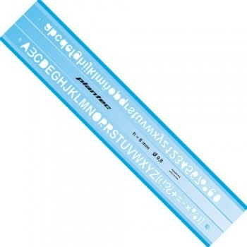 Letrógrafo Plantec 2.5mm