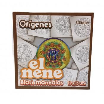 """Block El Nene """"Mandalas"""""""