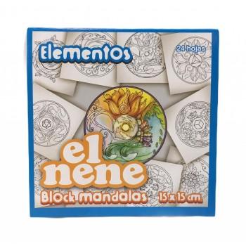 """Block El Nene """"Mandalas"""" -..."""