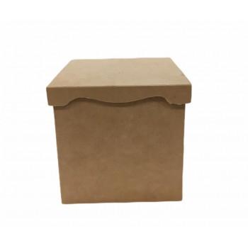 Caja cubo 15x15