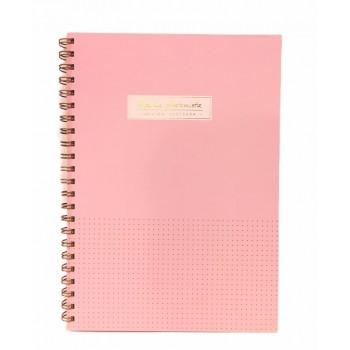 Cuaderno María Antonieta A4...